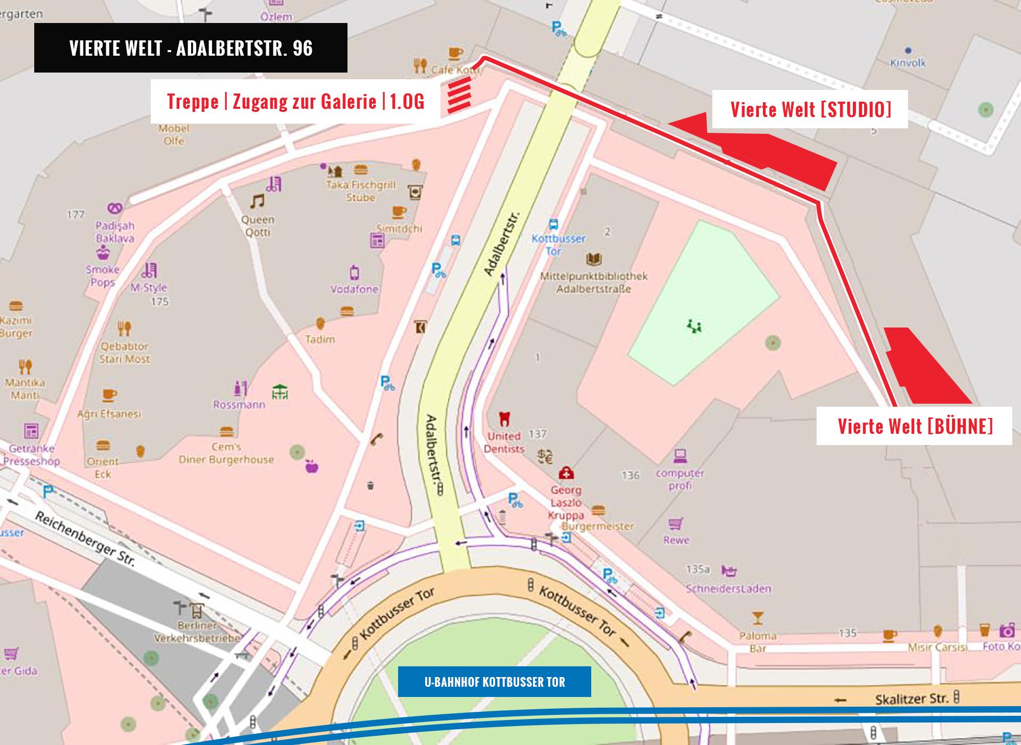 VW Wegweiser MAP